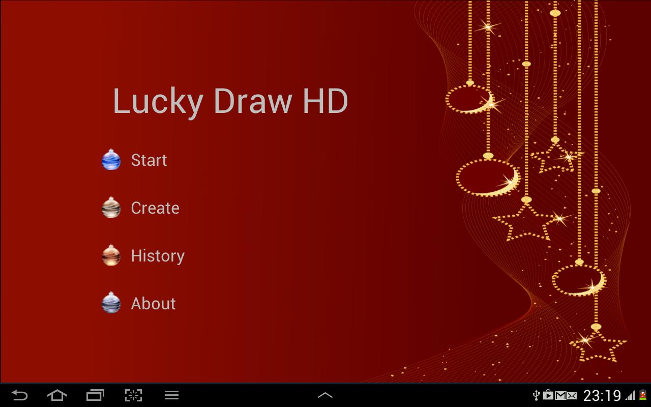 Download Lucky Draw Xmas Apk 1 3 By Kelvin Wong Free Entertainment