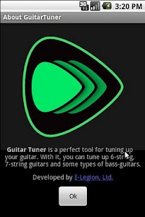 Guitar Tuner- screenshot thumbnail