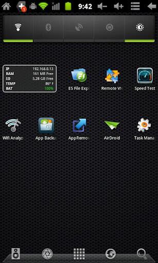 EZ System Info Widget