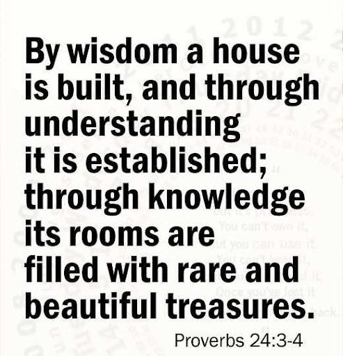 Proverbs Bible Verse Wallpaper