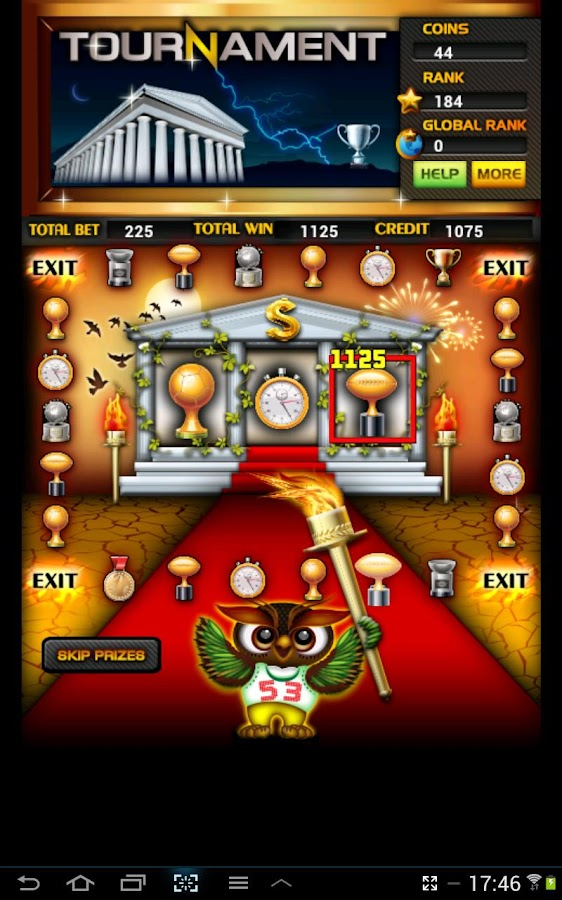 Tournament Slot Machines- screenshot