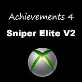 Achievements 4 Sniper Elite V2