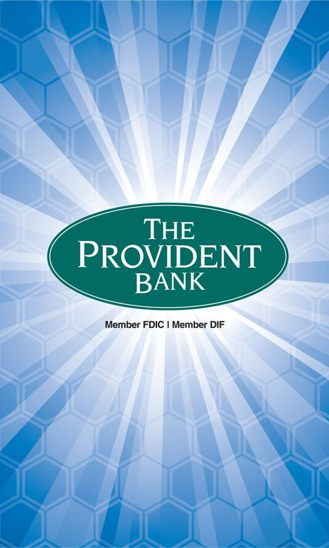 The Provident Bank - screenshot