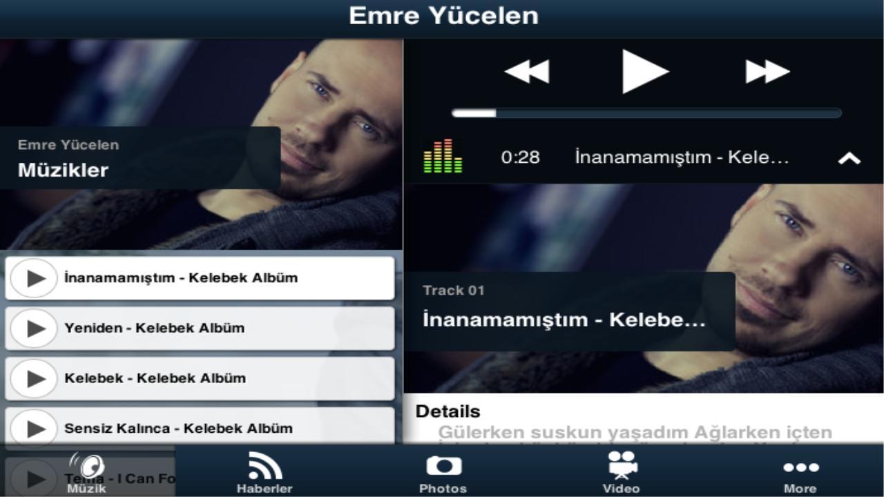 Emre Yücelen- ekran görüntüsü
