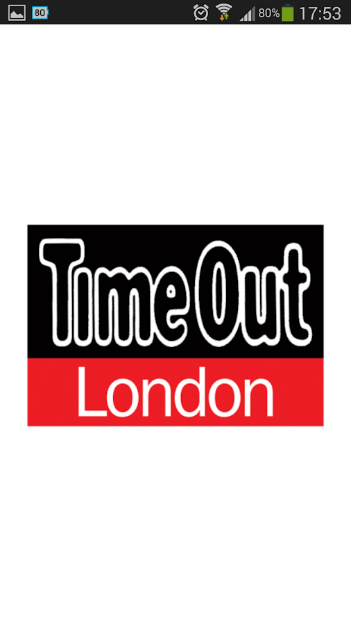 Time Out London Magazine- screenshot