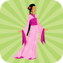 Princess Match Memory Game icon