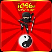 Ninja Kung Fu Go Locker
