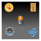 Sensors info icon