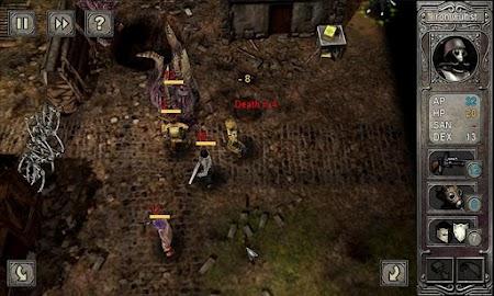 Call of Cthulhu: Wasted Land Screenshot 2