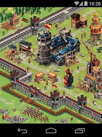 android Empire: Four Kingdoms Screenshot 5