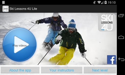 Ski Lessons and Skiing - Lite