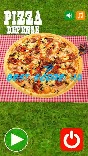 Pizza Defense - AR