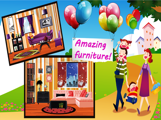 Family Fun Decoration Game for PC