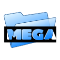 Mega file browser icon