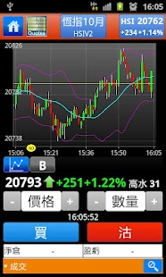 Futures Pro 電訊期指 - screenshot thumbnail