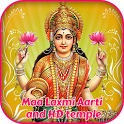 Maa Laxmi Aarti And 3D Temple icon