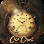 Gold Clock Parallax PRO