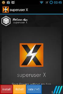 Superuser X