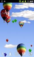 Screenshot of Super Skies Live Wallpaper
