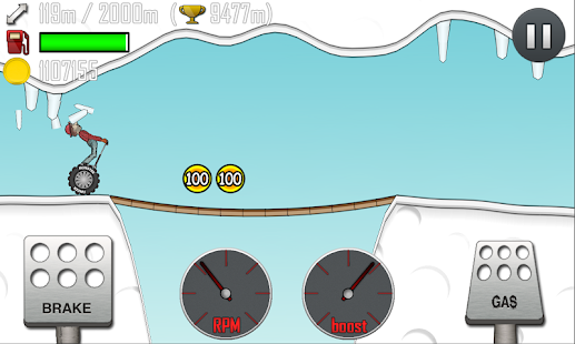 Hill Climb Racing Screenshot 35