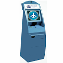 Airline Flight Check-In World logo