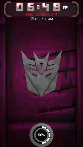 Decepticon 6 Go Locker Theme