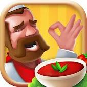 Download Full My little Burger Restaurant  APK