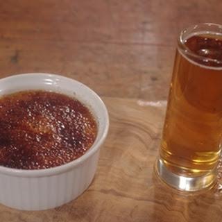 CrèMe BruléE with Honey Beer Recipe