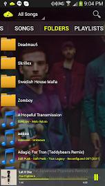 CloudAround Music Player Screenshot 6