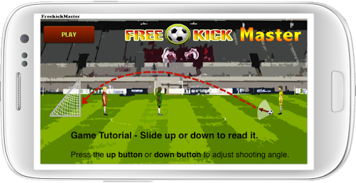 Free Kick Master League