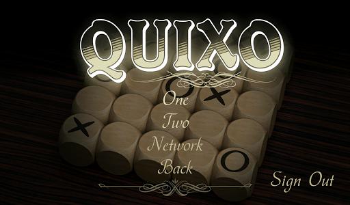 Quixo Tic-Tac-Toe