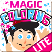 Kids Magic Coloring Lite