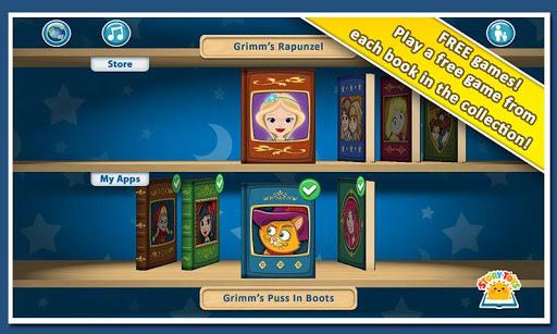 【免費娛樂App】Grimm's Bookshelf-APP點子