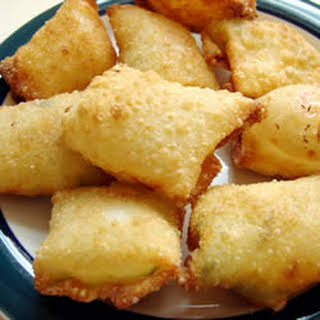 Mexican Wontons.