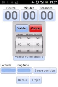 Parking Alerte screenshot 2