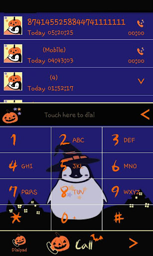 Pepe-halloween Go contacts