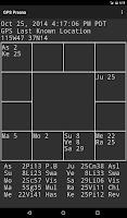Screenshot of GPS Prasna