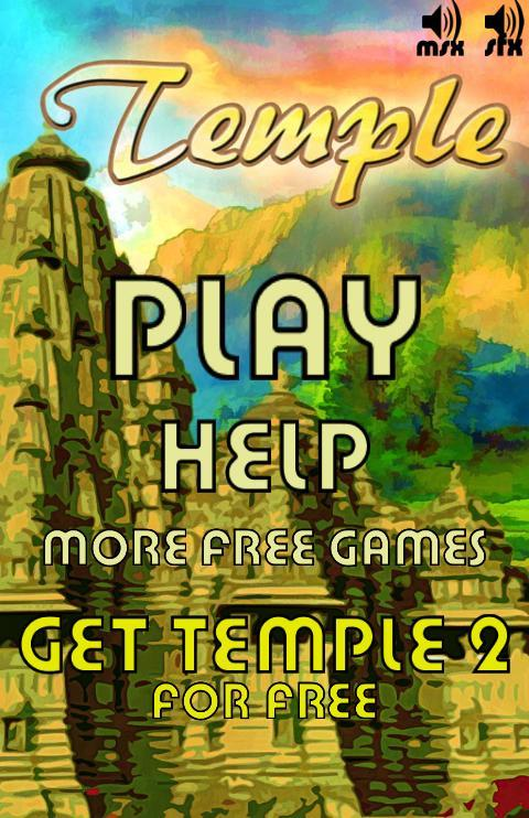 Temple - screenshot