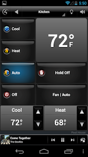 Control4® MyHome - screenshot thumbnail