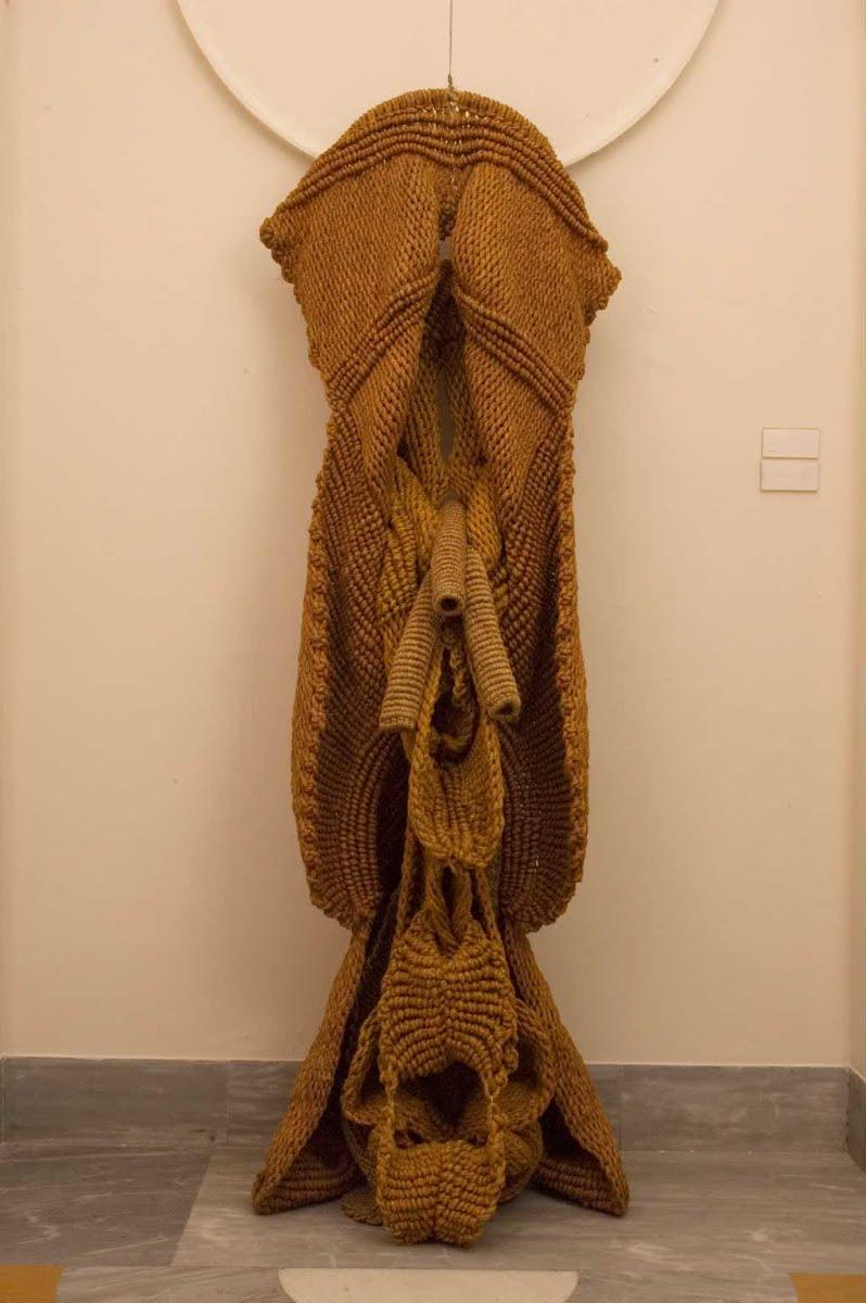 Basanti - Mrinalini Mukherjee — Google Arts & Culture