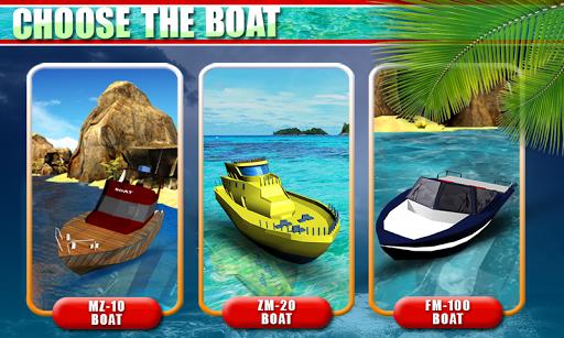 Boat Parking Simulator 3D