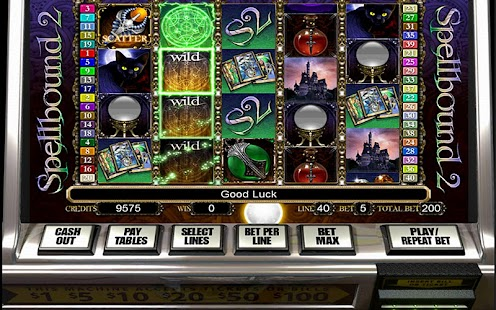 Spellbound 2 HD Slots- screenshot thumbnail