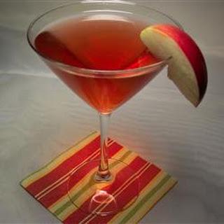 Big Apple Martini.
