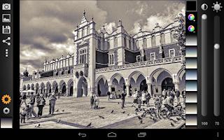 Screenshot of Machinery HDR Effects