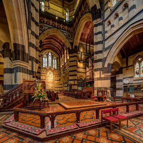 St. Paul's Cathedral by John Williams - Buildings & Architecture Places of Worship ( interior, detail, ornate, church, cathedral, architecture, building, worship )