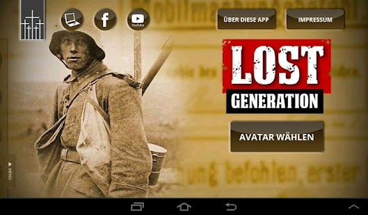 Lost Generation- screenshot thumbnail
