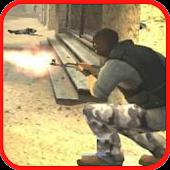 Commando Sniper Counter Strike