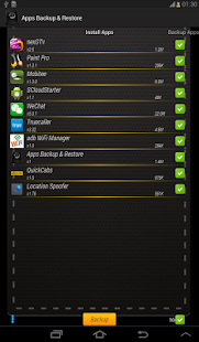 Apps Backup & Restore- screenshot thumbnail