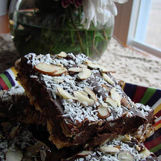 Coco-nutty Rocky Road Bars.