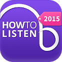 영어듣기평가 하우투리슨 icon